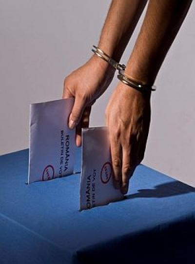 Cum se votează la referendum şi pentru preşedinţie