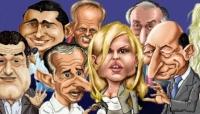 CELE MAI TARI PORECLE din politică. De la Căcărău şi Unguent, până la Manivelă şi Maimuţa Curentată