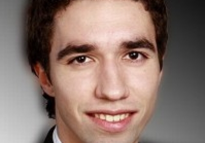 Inca un ploiestean, student in Germania: Sebastian Trofin