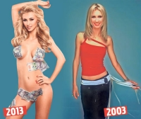 A mintit ani la rand! Andreea Balan are 6 operatii estetice!