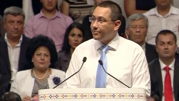 Victor Ponta: Sunt pregătit pentru 5 sau 10 ani la Cotroceni. Gata cu TRANZIŢIA şi generaţiile SACRIFICATE