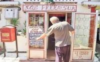 Un patron din Botosani le interzice miliţienilor, primarilor şi proştilor să intre în magazinul său =)))