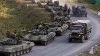Tancurile RUSEŞTI au intrat în Ucraina! Prima reacţie a NATO, reuniune de urgenţă a UE la Bruxelles