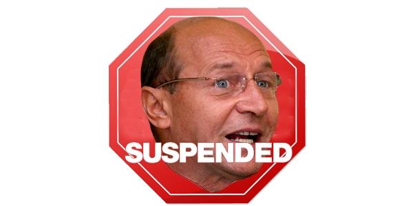 Tariceanu dezvaluie calendarul si motivele suspendarii lui Traian Basescu