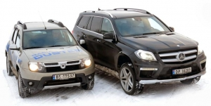 Afla care este județul din România în care sunt mai multe masini Mercedes decat Dacia