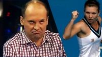 """RADU BANCIU şochează din nou: """"Simona HALEP e o ţărăncuţă..."""" Continuarea e HALUCINANTĂ"""