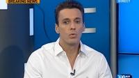 ŞOC - Mircea Badea candidează la PREŞEDINŢIE!!!  A făcut anunţul OFICIAL: