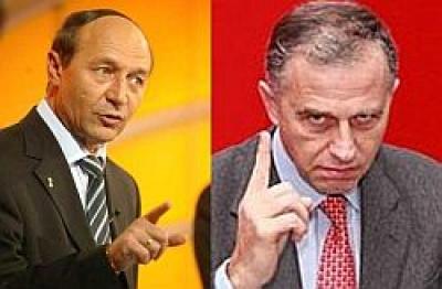 Rezutatul exit-poll-urilor: Basescu si Geoana in turul 2