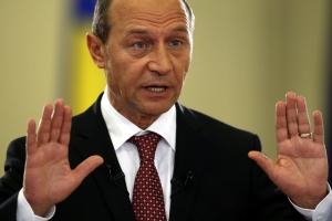 Reacție dură a lui Traian Băsescu la amenințările lui Rogozin