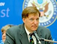 Deputatul Vlad Cosma, mesaj de felicitare pentru Duane Butcher, de Ziua Americii