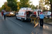 Accident langa Kaproni Ploiesti: Un copil a fost lovit de masina