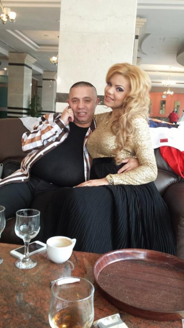 """Prima poza cu fetita lui Guta cu Beyonce de Romania! """"Printesa mea Anais"""""""