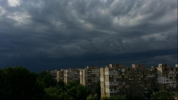 AVERTIZARE COD GALBEN de PLOI TORENŢIALE şi GRINDINĂ in Prahova