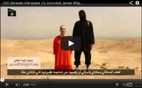 ATENȚIE! IMAGINI SUPER ȘOCANTE! UN ziarist american este decapitat de către insurgenții Statului Islamic!