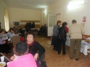 Primaria Ploiesti si farmacia Catena, intalnire cu ploiestenii la Clubul Pensionarilor