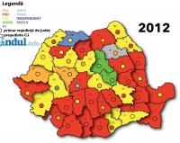 PNL, pierderi masive în teritoriu după ruperea USL