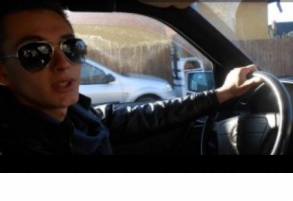 TUPEU DE BEIZADEA. Fiul unui primar PDL prins de radar cu 130 km/h la volanul maşinii PRIMARIEI