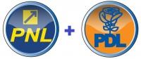 Scindare în PDL, pe tema fuziunii cu PNL