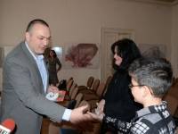"""A inceput scoala. Primarul Iulian Badescu, prezent la deschiderea liceului """"Jean Monnet"""""""
