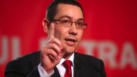 Ponta: În maxim două săptămâni vom stabili candidaţii la alegerile parlamentare parţiale