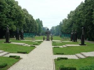 Se fura din Parcul Bucov!