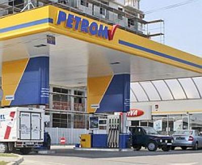 Petrom a ieftinit azi carburantii cu 3 bani/litru