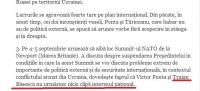 """GAFA monumentala a PMP: """"Basescu nu apara interesul national"""""""