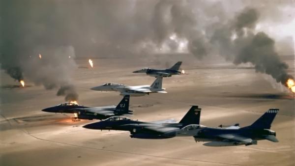 PENTAGONUL a anunţat oficial: SUA bombardează obiective din Irak
