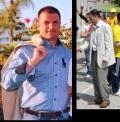 Cel mai transformat politician al Prahovei: Mircea Rosca, de la costum imprumutat, la camasi de firma