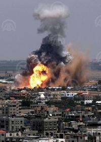 Zeci de MORTI si sute de raniti in ORIENTUL MIJLOCIU ! FASIA GAZA, o bomba cu ceas...