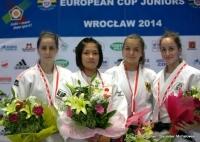 Denisa, judoka de argint