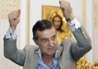 VESTE-BOMBĂ: Gigi Becali A IEŞIT din PUŞCĂRIE