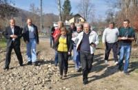 Consiliul Judetean construieste pod peste paraul Provita