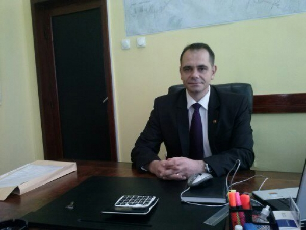 """Emil Drăgănescu: """"Noi, cei tineri, trebuie să ne sacrificăm pentru mai bine"""""""