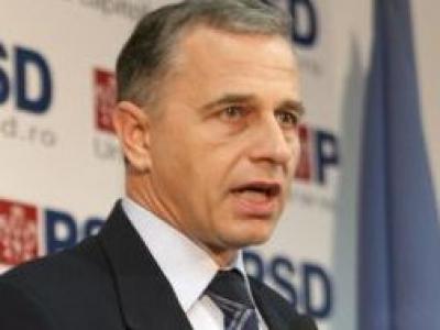 Mircea Geoana este dat de exit-poll-uri ca noul presedinte al Romaniei