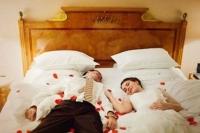 Dupa noaptea nuntii…