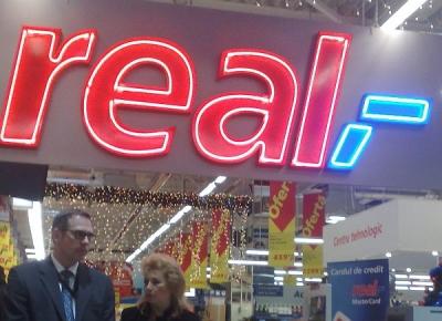 Real Ploieşti, al 24-lea magazin al retelei in România