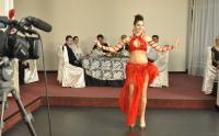 Dumnezeu sa le ierte! Sute de mesaje pe Facebook pentru cele trei dansatoare. GALERIE FOTO
