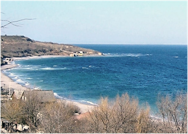 """Locul unde Marea Neagra are culoarea smaraldului. Turistii sunt incantati: """"O zona extraordinara, marea e mai pura"""""""