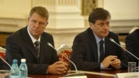 Antonescu-Iohannis, schimb de REPLICI în şedinţa PNL. Ce i-a reproşat Iohannis fostului lider liberal