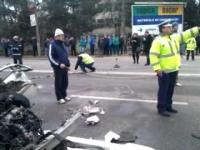 Accident mortal in Sinaia. O femeie a fost omorata pe Bulevardul Republicii