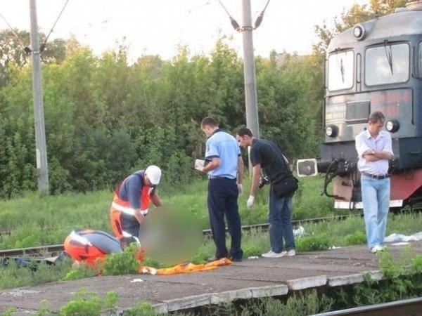 Socant! Barbat decapitat de tren, la Gara de Vest