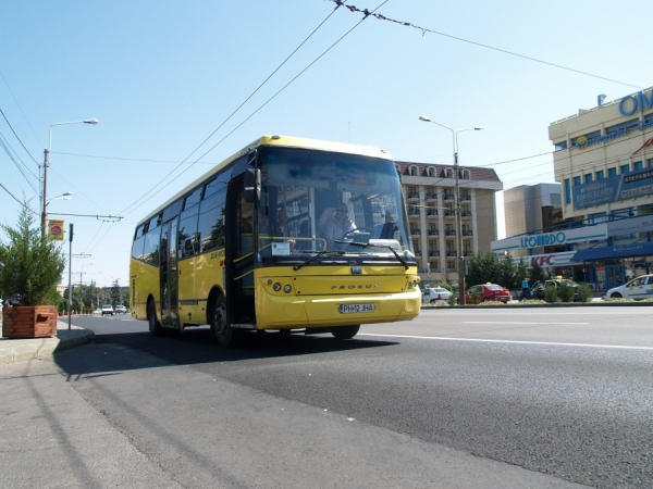 Badescu a semnat contractul: Urmeaza montarea instalatiilor GPL pe autobuzele din Ploiesti