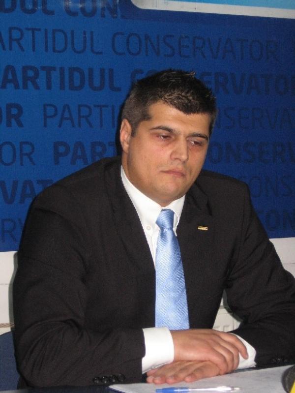 Laurenţiu Rebega, ales vicepreşedinte al PC