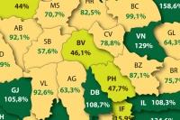 Prahova primeste ajutoare de stat pentru dezvoltare regionala