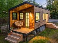 Alternativa ingenioasa la creditul ipotecar: casa care costa 8.000 de euro. GALERIE FOTO