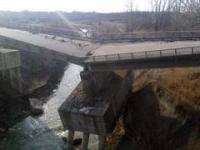 S-a rupt podul pietonal dintre Campina si Banesti!