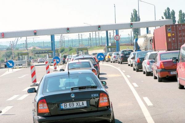 Fara taxa de pod pe autostrada pentru turistii care isi petrec vacanta de 1 Mai pe litoral