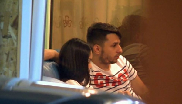 BOMBA! Carmen a făcut videochat pentru Franco. Adi Minune o sa moara!