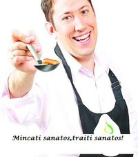 "Chef Cezar Munteanu se intalneste, astăzi, cu elevii şcolii gimnaziale ""I.A Bassarabescu"" Ploiesti"